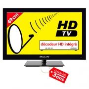 TV HD LED 49cm compatible Satellite