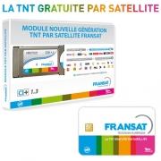 Module TNT par satellite FRANSAT