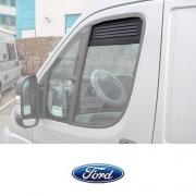 Grilles aération aluminium  Ford transit 2000 et 2006