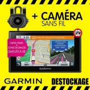 GPS Garmin Camper 660 LMT-D + Caméra BC30