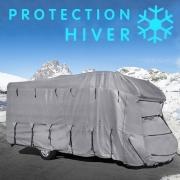 Housse hiver camping car Brunner 7m50
