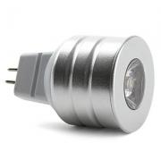 Spot LED MR11  200 Lumens 5,3W 34mm blanc Naturel