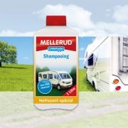 Shampooing extérieur camping car Mellerud 1L