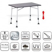 Table Be-Smart VIPER 115 x 70 Westfield