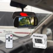 Caméra de recul rétroviseur Visio EVO Easy