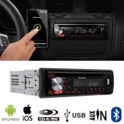 Autoradio Pioneer DEH-3900BT USB