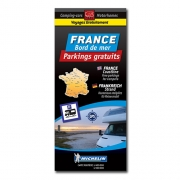 Carte FRANCE Parkings gratuits Bord de mer