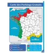 Guide FRANCE parkings gratuits en Bord de mer