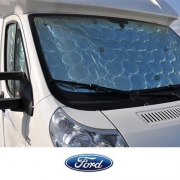 Rideau isolation cabine luxe Ford Transit après 2014