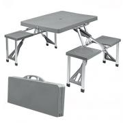 Table valise Pique-Nique 4 personnes