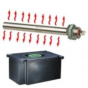 Sonde de rechauffage avec thermostat 12v