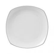 Assiette plate Mélamine OPERA 27x27cm