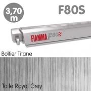 Store FIAMMA F80S 3m70 Titanium Fourgon