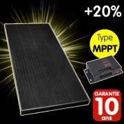 Panneau Solaire All Black ANTARION 160W + MPPT