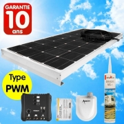 Kit complet panneau solaire 180W Haute performance