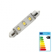 Ampoule 3 LED NAV 50LM 42mm
