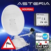 Nouvelle Antenne satellite auto Bi-SAT Microsat ASTERIA 65