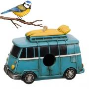 Cabane à oiseaux Campervan