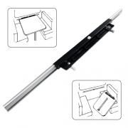 Rail de table de paroi 95 cm