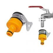 Raccord universel pour robinet eau 19 à 24mm