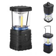 Lanterne de camping à piles 3 LED 500 lm