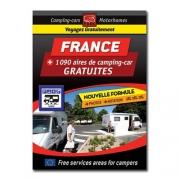 Guide FRANCE Aires de Camping-car Gratuites