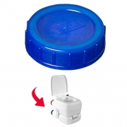 Bouchon réservoir WC Bi-Pot Bleu