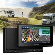 Station multimédia GPS Fusion Garmin RVBBT-602 pour Ducato