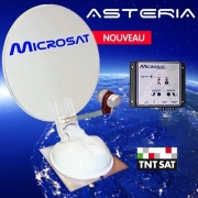 Antenne satellite auto GPS ASTERIA 45