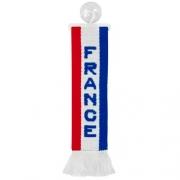 Mini écharpe FRANCE à ventouse