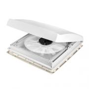 Lanterneau Thule Vent 40 Blanc avec ventilateur 12V