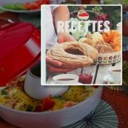 Livre recettes Four OMNIA POP32