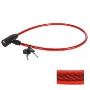 Câble antivol à clé 65cm