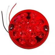 Feu arrière Stop/Veilleuse LED rond 95mm