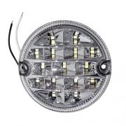 Feu arrière de Recul LED rond 95mm
