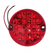 Feu arrière Brouillard LED rond 95mm