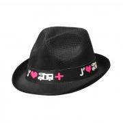 Chapeau noir Camping-car Plus