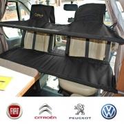 Lits de cabine superposés Cabbunk Twin pour enfants Ducato VWT5