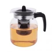 Théière en verre avec filtre 1,5 L