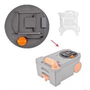Mécanisme d\'ouverture pour Cassette C250/260