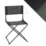 Chaise Pliante TRIGANO Gris/Noir
