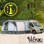 Auvent Brunner Trails Air Tech HC 2m45 à 2m80