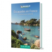 Guide Michelin 52 Escapades en France