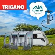 Nouvel Auvent gonflable TRIGANO SAMOA 4m20