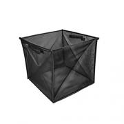 Cube de rangement pliable en nylon 30 x 30 cm