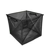 Cube de rangement pliable nylon 40 x 40 cm