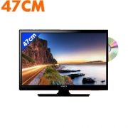 TV HD LED DVD T2 47 cm Antarion