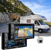 Pack GPS Alpine INE-W990HDMI avec Caméra de recul
