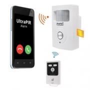 Alarme 3en1 sans fil GSM Détecteur de mouvement