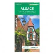 Carte Michelin Guide vert Alsace 2019